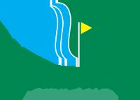 Putter Falls Mini Golf logo